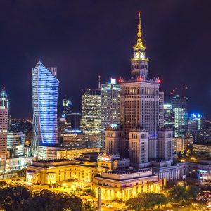 Дніпро Варшава